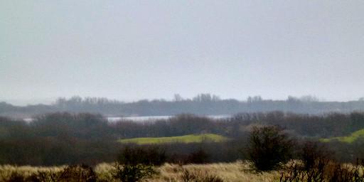 Graue Tage auf Schiermonnikoog