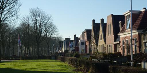 Dorfstraße Schiermonnikoog