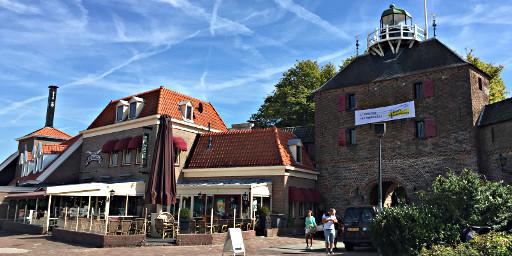 Vischpoort in Harderwijk