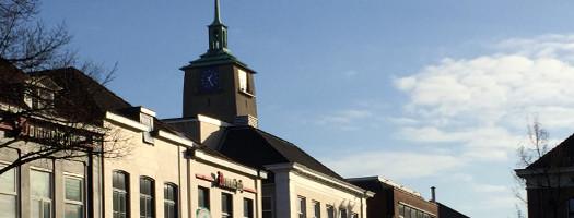 Stadshuis Enschede und Oude Markt