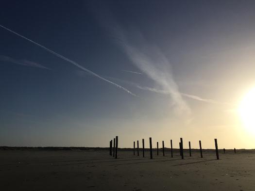Sonnenuntergang auf Schiermonnikoog