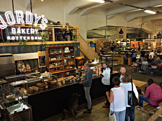 Fenix Foodcmpany in Rotterdam