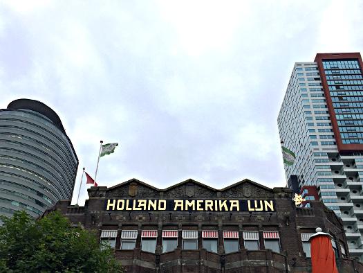 Rotterdam: Hotel New York