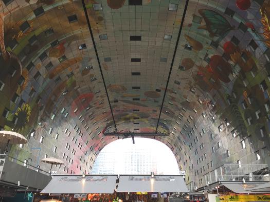 Rotterdam: Markthalle