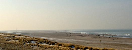 Sandmotor in Kijkduin