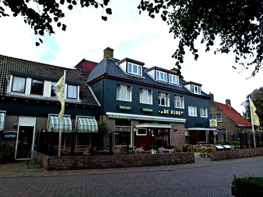 Ameland Hotel Klok Buren