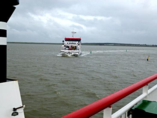 Ameland-Fähren