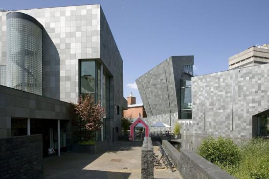 Van Abbe Museum in Eindhoven