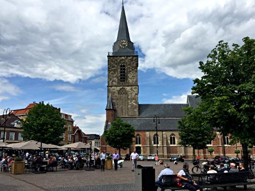 Marktplatz in Winterswijk