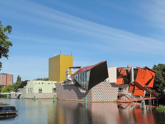 Groninger Museum, Michiel Verbeek, CC 3.0