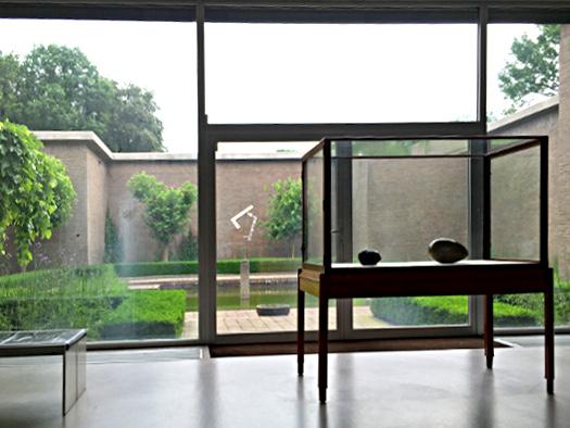 Im Kröller-Müller-Museum