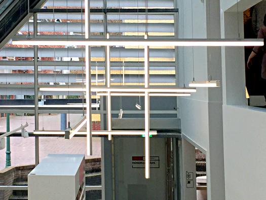 Im Mondrianhuis Amersfoort