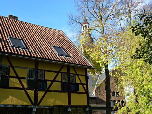 Fachwerkhaus am Gruuze Häöfke, Altstadt Sittard
