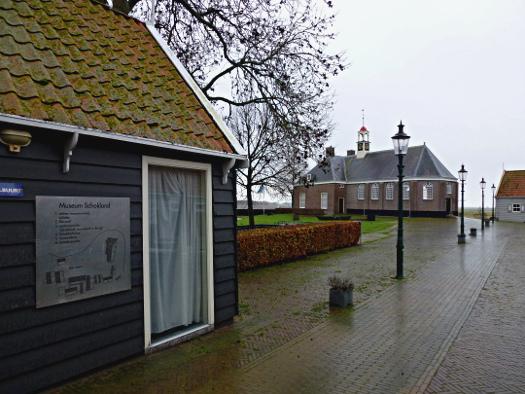 Museum und Dorfkirche Schokland