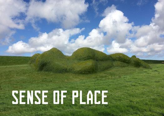 LWD2018 - Landschaft wird zu Kunst: Sense of Place