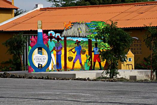 Likeurfabrik Curacao