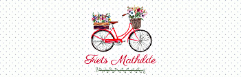 Logo des Blogs Fiets Mathilde