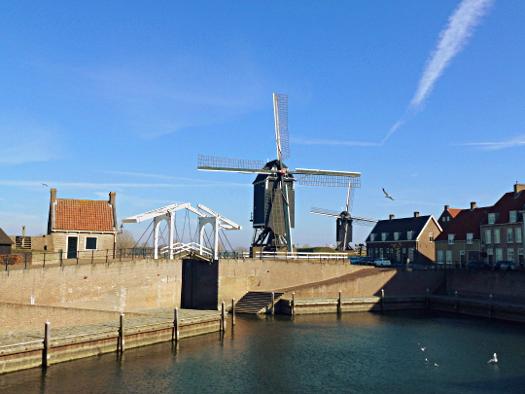 Stadthafen Heusden