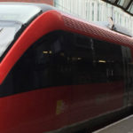 RB51 Enschede - Dortmund im Bahnhof Enschede