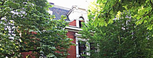 Ein Backsteinhaus in Unna: Hier wohnt blog speciaal