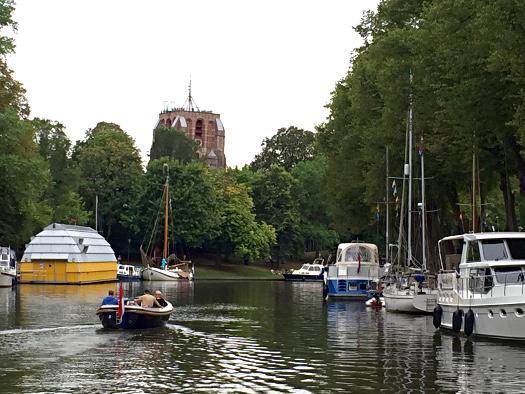 Stadthafen Leeuwarden