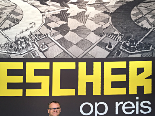 M. C. Escher im Fries Museum