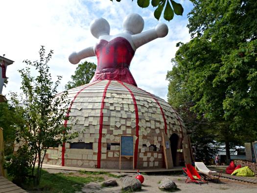 Sprachenpavillon MeM Leeuwarden