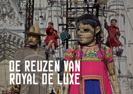 Die Riesen von Royal de Luxe