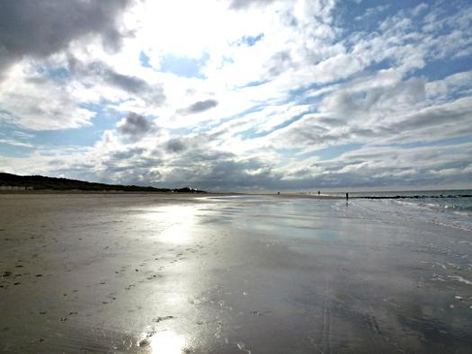 Strand auf Schouwen-Duiveland