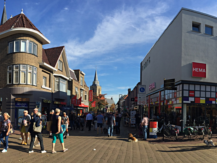 Shoppen in Winterswijk