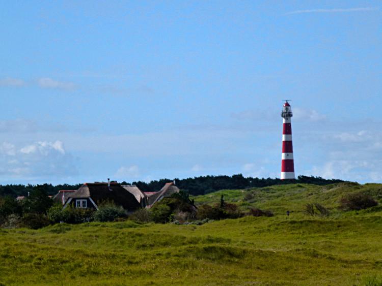 Leuchtturm Bornrif auf Ameland