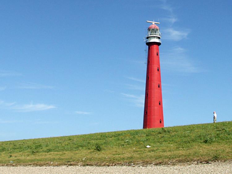Leuchtturm de lange Jaap, Huisduinen - Foto: Oliver Hübner