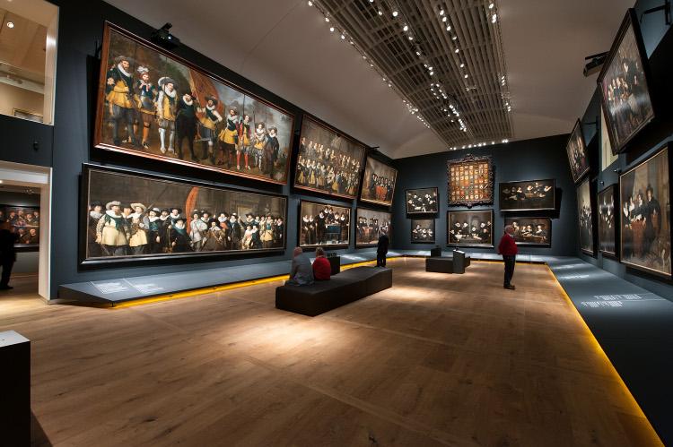 Rembrandt im Rijksmuseum