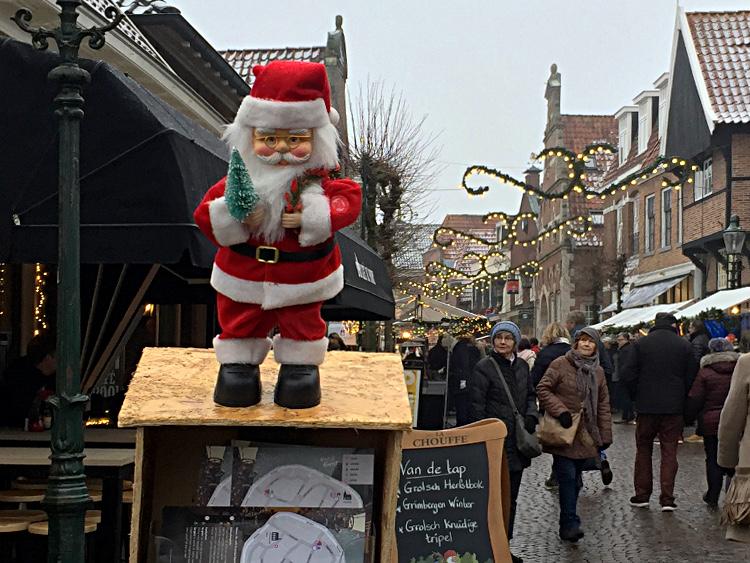 Weihnachtsmarkt Ootmarsum