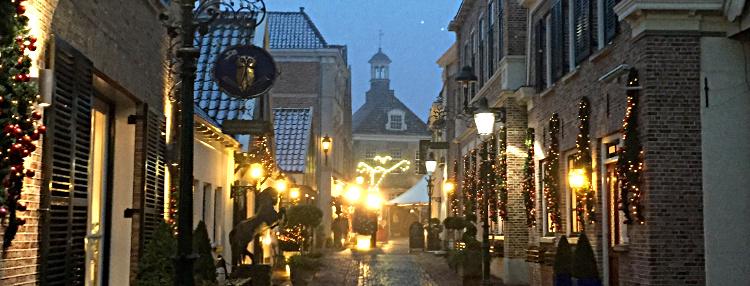 Kerst en kunst Markt in Ootmarsum