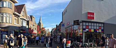 Einkaufsstraße in Winterswijk