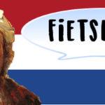 Rembrandt sagt: fietslezen