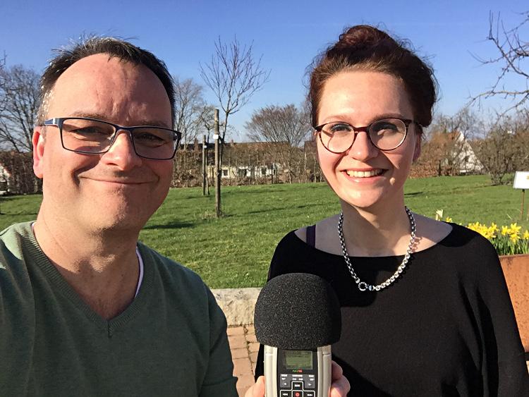 Botanischer Garten Osnabrück, Podcast mit Janna Kamphof
