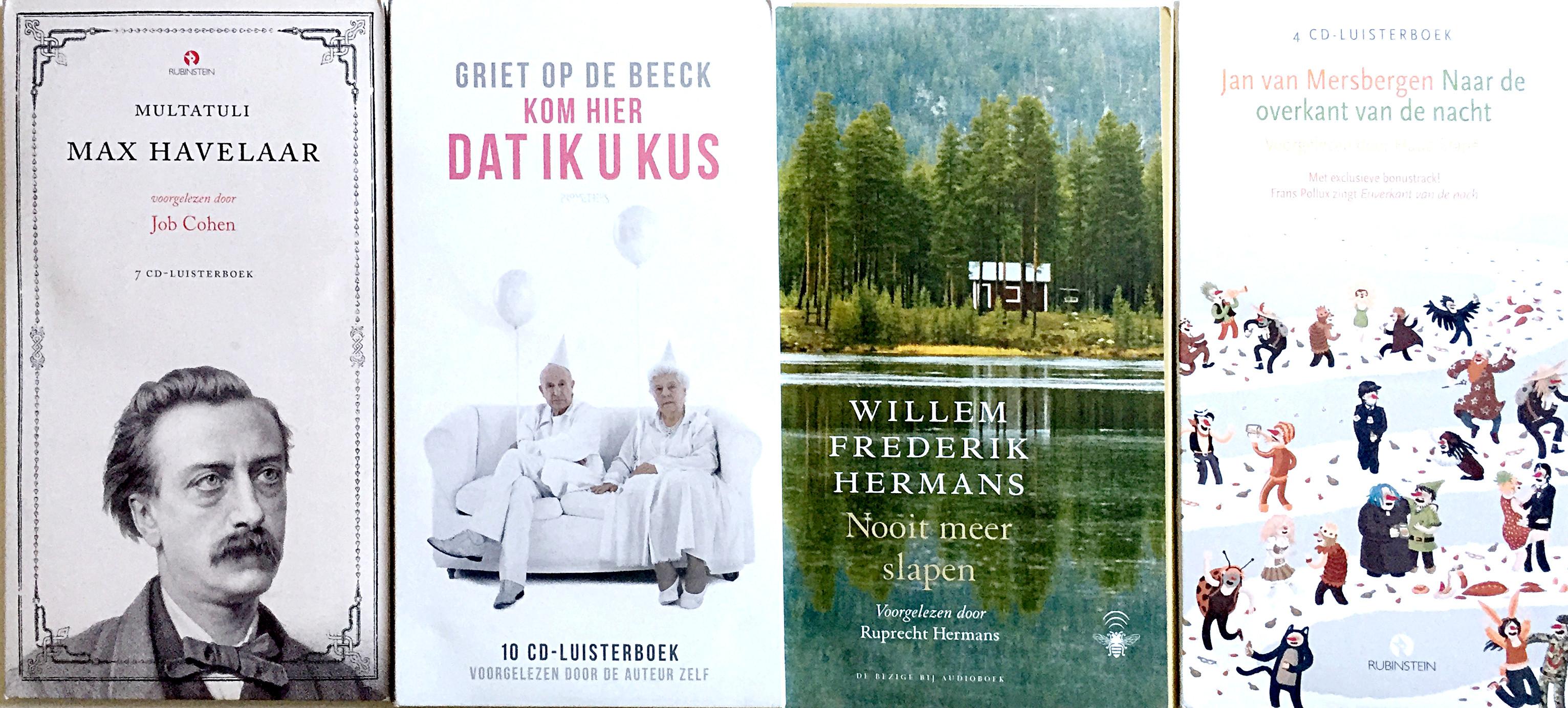 Hörbuchtipps Niederländisch