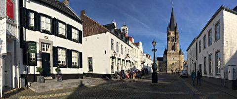 Thorn, die Weiße Stadt in Limburg
