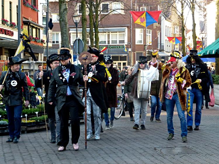 Karnevalsstimmung in Venlo