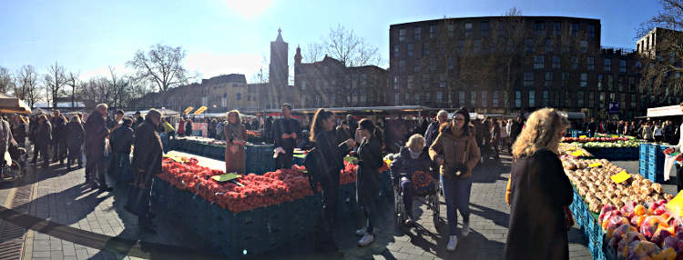 Wochenmarkt Venlo