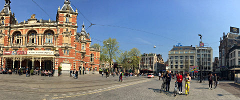 Amsterdam am Leidseplein