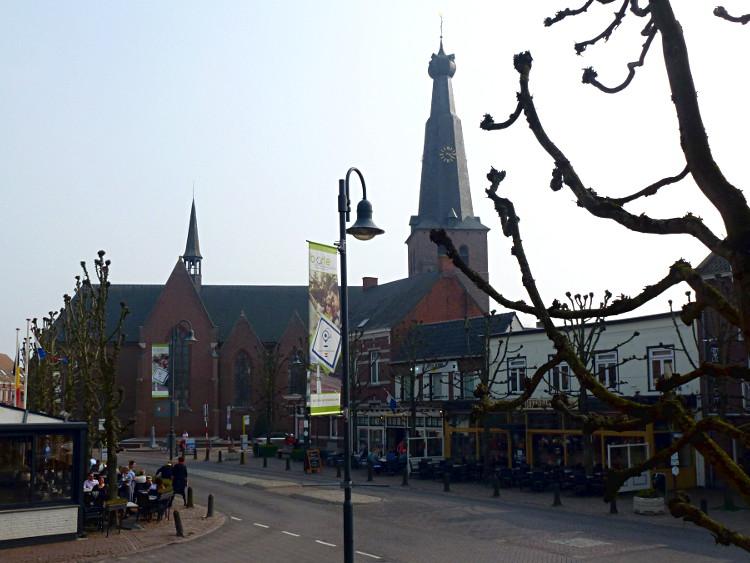 Kirche in Baarle-Hertog