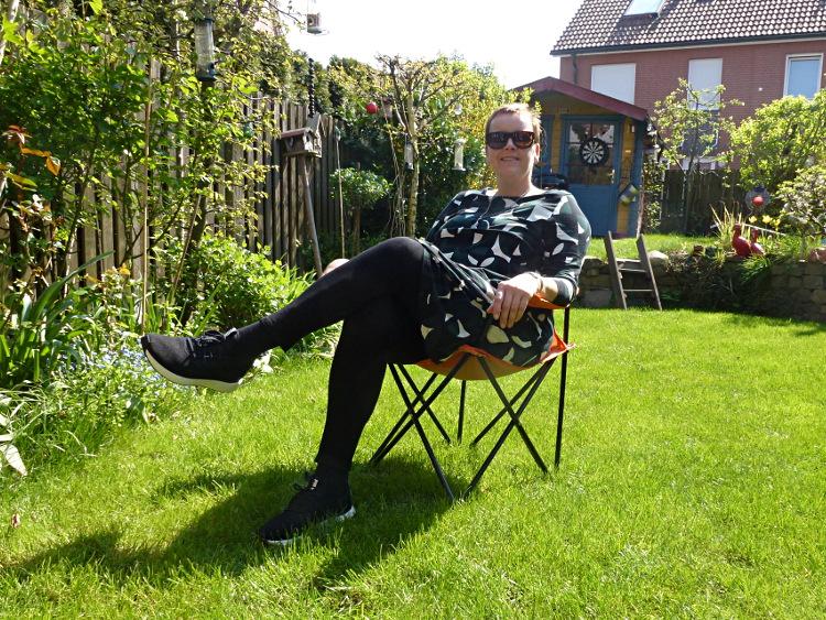 Podcast im Garten: Ricarda Erdmann