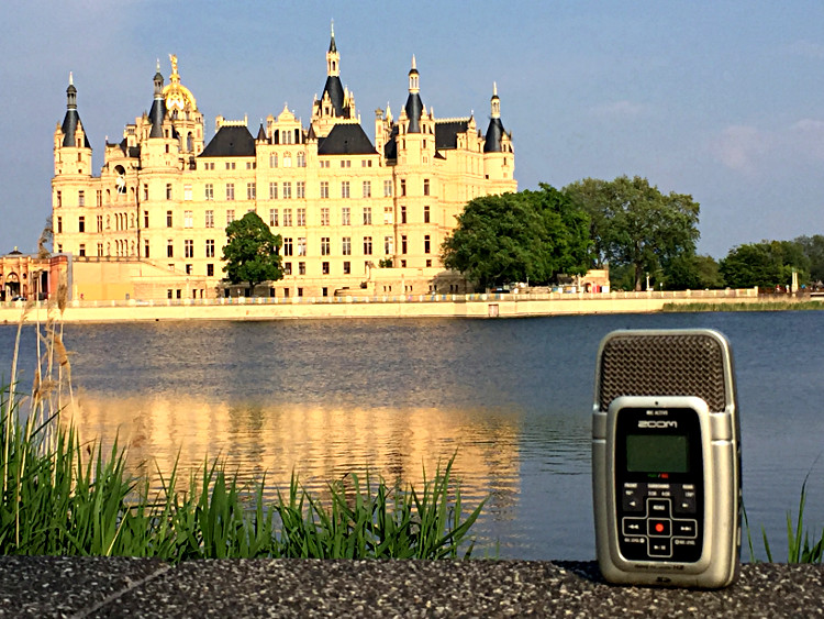 Schweriner Schloss Podcast
