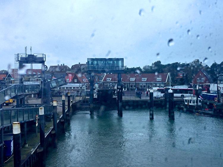 Vlieland Regen