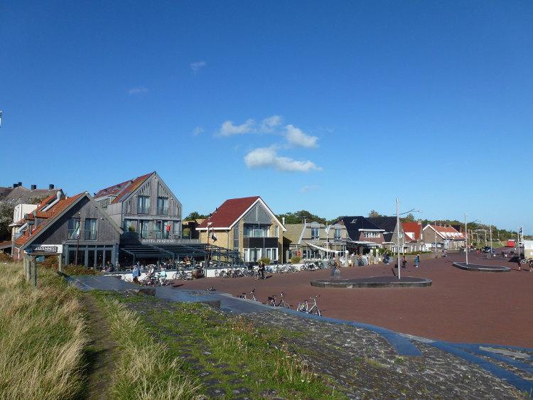 Hafenpromenade Vlieland