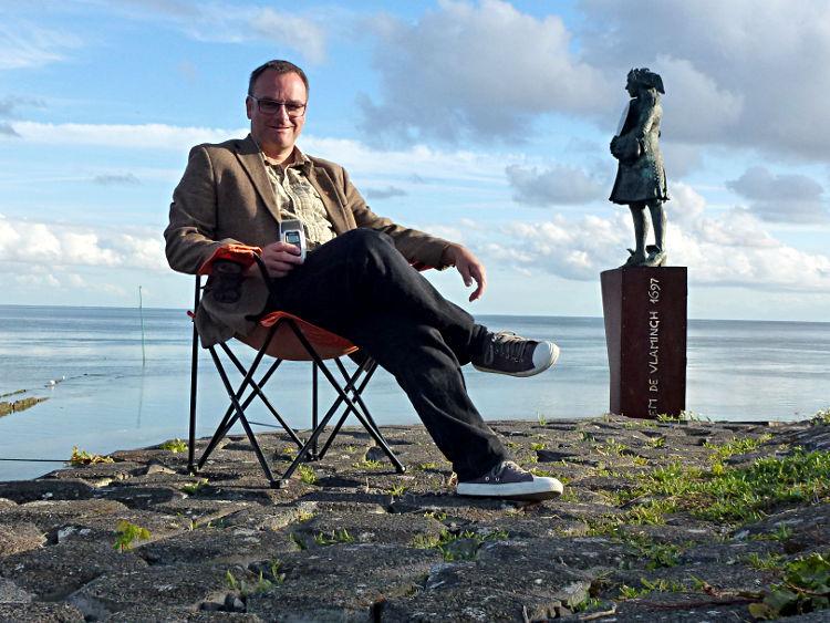 Oliver Hübner Podcast Vlieland