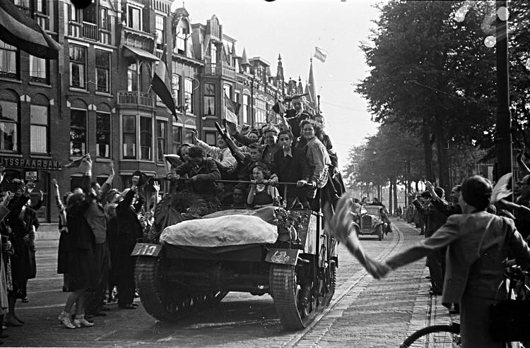 Bevrijdingsdag 1945
